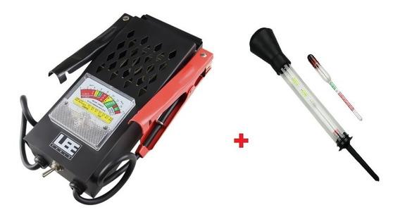 Teste De Bateria E Alternador Tb 6v E 12v Garras Militec