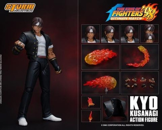 Kyo Kusanagi - Storm Collectibles - The King Of Fighters 98