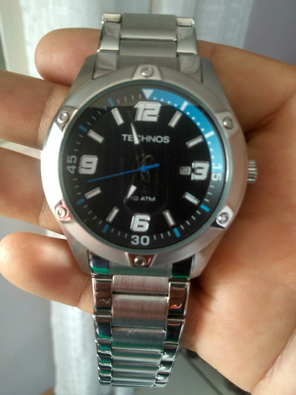 Relógio Technos Masculino Analógico 2115kmq