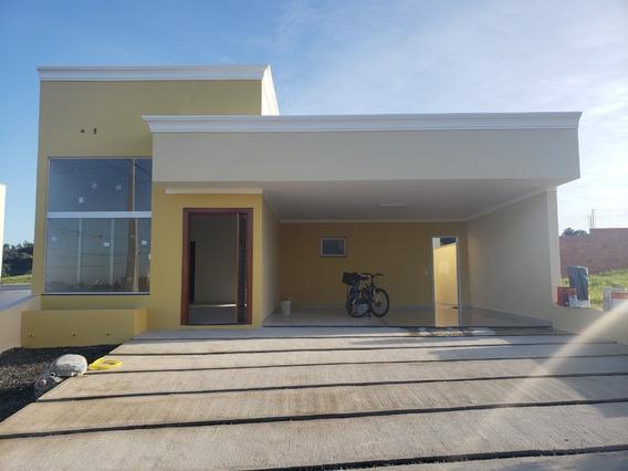 Casa Terrea=3 Suites=cond Res Viena=indaiatuba= Nova