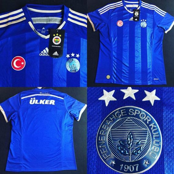 Camisa Fenerbahçe 2014 Third Tam M Nova adidas