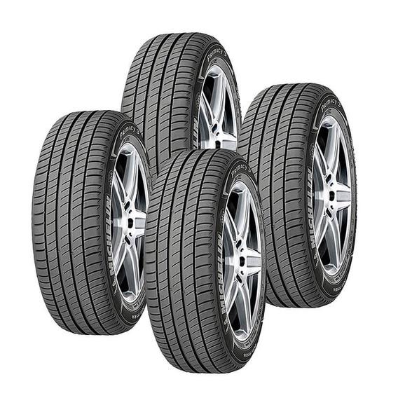 Jogo 4 Pneus Aro 17 Michelin Primacy 3 Grnx 215/55r17 94v