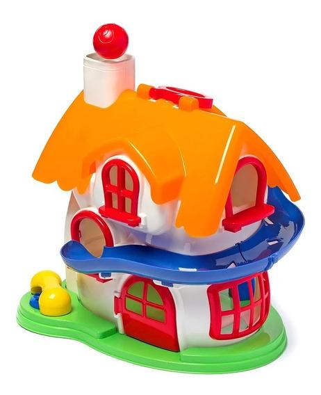 Casa Casinha De Atividades Divertida Para Bebês 1998