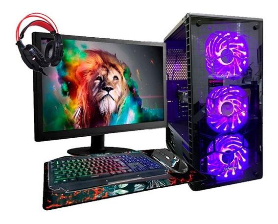 Pc Gamer Maximus I5 Gtx 1650 Ti 8gb Hd 1tb + Ssd 160gb