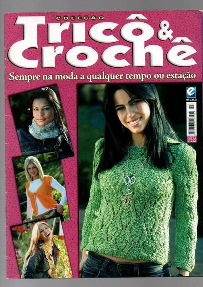 Revistas De Crochê Lote Com 10 Revistas (721)