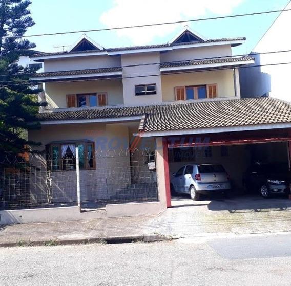 Casa À Venda Em Jardim Paulista I - Ca273808