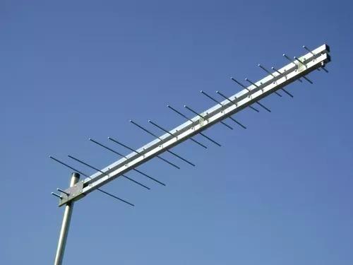 Antena Digital Uhf Sinal Hdtv 28 Elementos