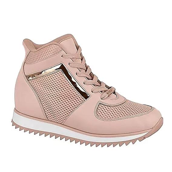 Tênis Sneaker Vizzano Jogging Cano 010090