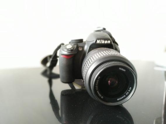 Câmera Nikon D3100 Com Lente 18-55mm - 15 Mil Clicks
