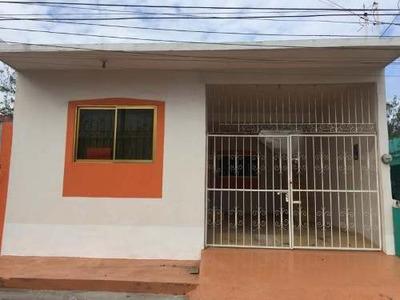 Casa Sola En Renta Fracc Moderno