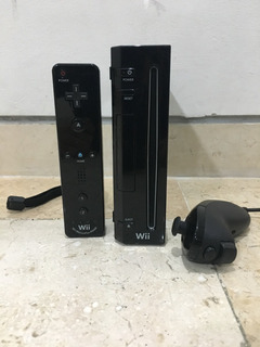 Consola Nintendo Wii Black Edition