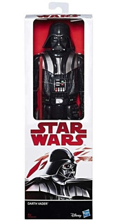 Star Wars E8 Hs Hero Series Figure Darth Vader Hasbro 2780