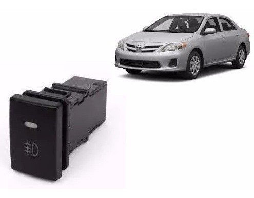 Switch O Interruptor Para Luces Y Faros Toyota Corolla Boton