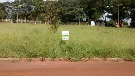 Terreno Residencial À Venda, Residencial Do Bosque, Mogi Mirim. - Te0055
