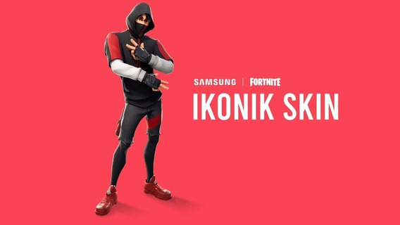 Skin Ikonik + Scenario Emote