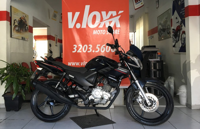 Yamaha Ys 150 Fazer Sed Preta 2015