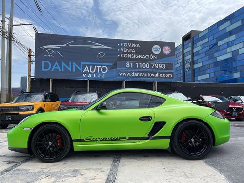 Imagen 1 de 11 de Porsche 718 Cayman 2012 3.4 S Coupe Pdk At