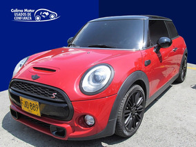 Mini Cooper S Motor 2.000 Cc Turbo Modelo 2018