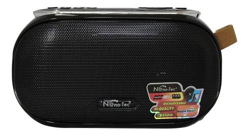 Parlante Bafle Bluetooth Portatil Recargable Radio Fm