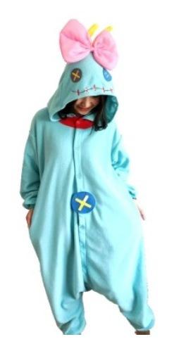 Pijama Kigurimi Muñeca De Lilo & Stitch Xtreme C