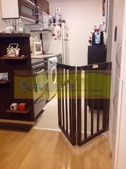 Puerta Plegable Protección Seguridad Bebes/perro Enviogratis