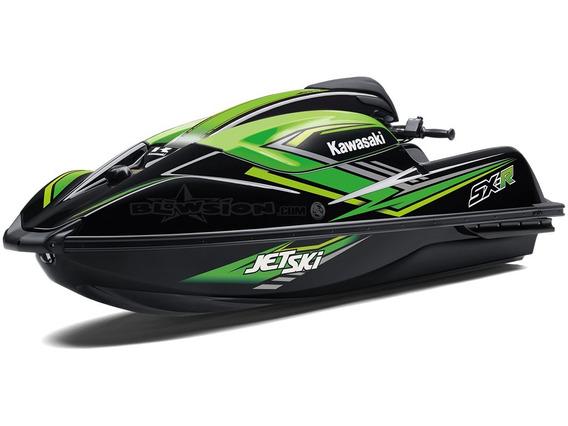 Jet Ski Kawasaki Sx-r 1500 Unicos En La Argentina 2020 0km