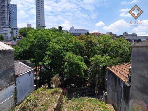 Imagem 1 de 4 de Terreno À Venda, 125 M² Por R$ 350.000,00 - Perdizes - São Paulo/sp - Te1100