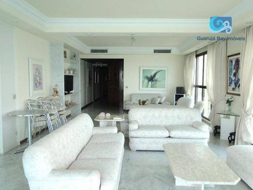 Imagem 1 de 30 de Apartamento À Venda, Praia Das Pitangueiras, Guarujá. - Ap4569