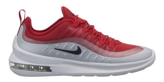 Tenis Deportivo Hombre Nike Air Max Axis Rojo 600