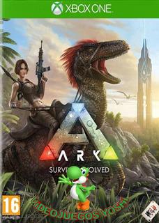 Ark Survival Evolved Xbox One Online