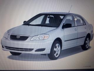Repuestos Originales Usados Para Toyota Corolla