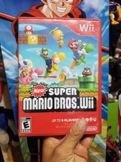 Caja Juego De Nintendo