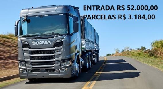 Scania R 500 6x2 Okm