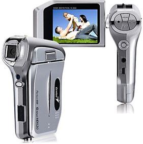 Câmera Filmadora G-shot Hd520 5mp C/ 5x Zoom Digital Vitrine