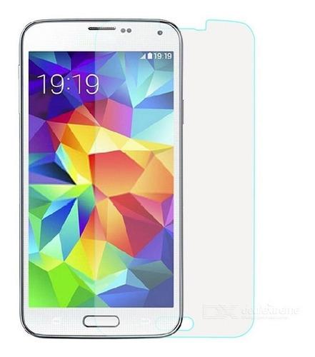 Imagen 1 de 3 de Vidrio Templado Mica Samsung S3 S3mini S4 S4mini Instalado