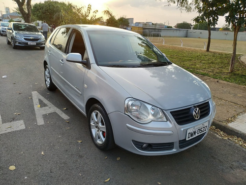 Imagem 1 de 8 de Volkswagen Polo 2008 1.6 Sportline Total Flex 5p