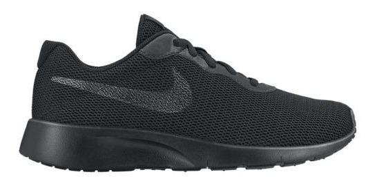 Tenis Casual Nike Tanjun (gs) 3810 Negro Niño