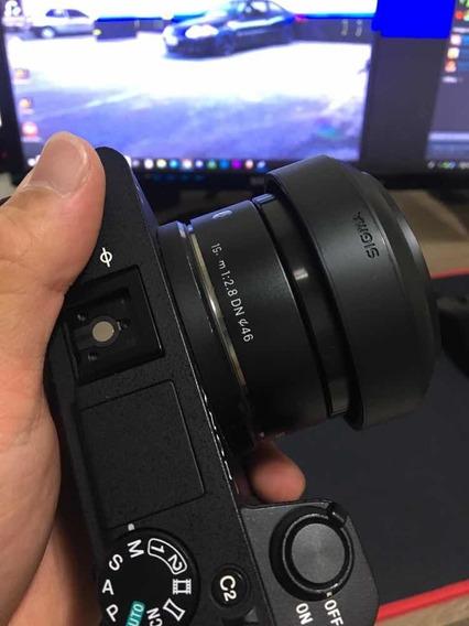 Sony A6500 Completa Leia O Anúncio!