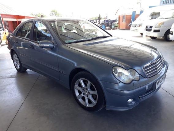 Mercedes-benz C180 (año 2005)