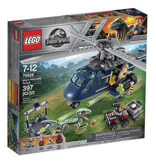 Lego Jurassic World 2 75928 Helicóptero 397pcs