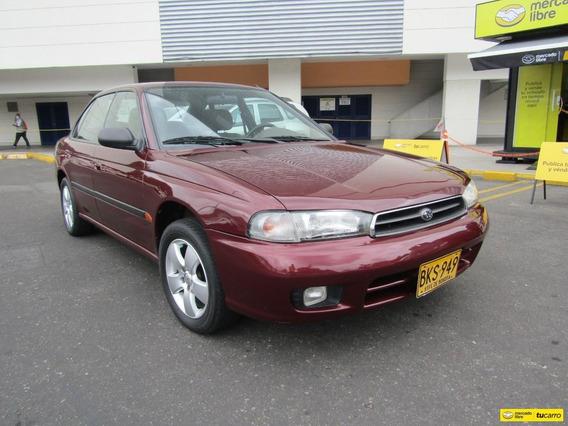 Subaru Legacy Gl At 2000