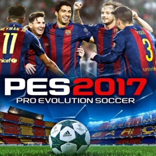 Pro Evolution Soccer 2017 Pc - Dvd + 1 Jogo (midia Fisica)