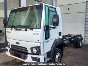 Ford Cargo 916 0km Entrega 465000 Y Cuotas Multicamju