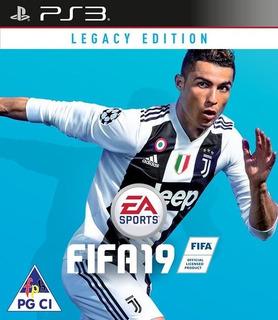 Fifa 19 Ps3 | Digital Español Latino Estreno Ya En Stock!