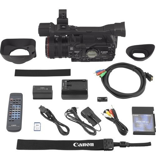 Filmadora Canon