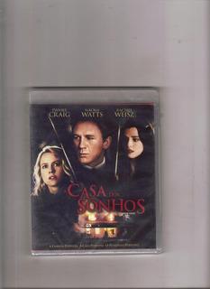 Blu-ray Casa Dos Sonhos, Daniel Craig, Naomi Watts, Lacrado