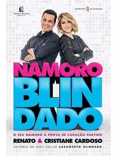 Livro Namoro Blindado Renato & Cristiane Cardoso- Frete 8,00