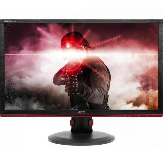 Monitor 24 Led Full Hd Widescreen 144hz Preto Aoc
