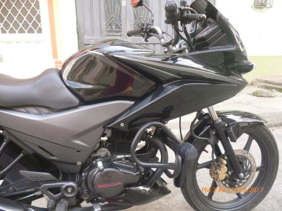 Se Vende Hermosa Moto Cbf 125 Negra