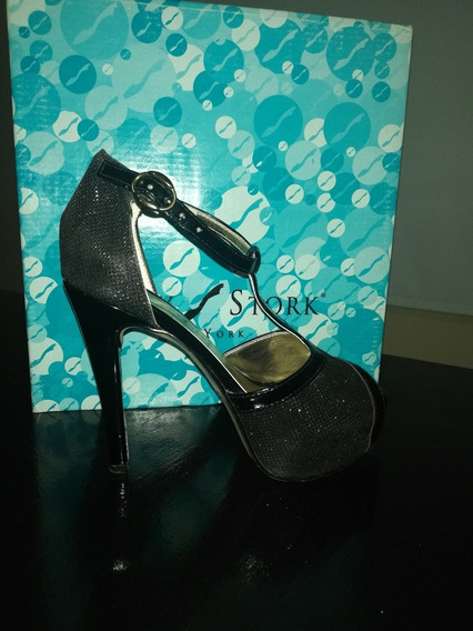 Zapatos Para Fiesta Lady Stork